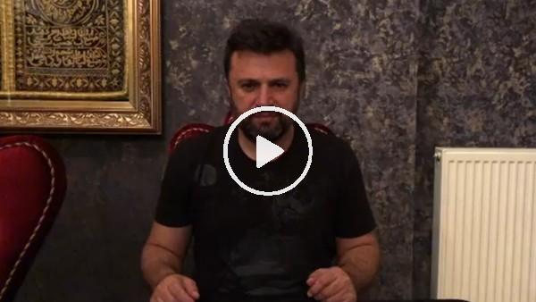 'Bülent Uygun'dan 'Evde Kal' mesajı