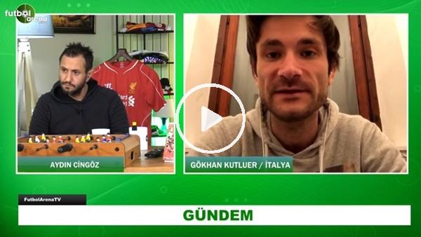 """Gökhan Kutluer İtalya'dan aktardı: """"2-3 hafta sosyal hayatımıza ara vermek zorundayız"""""""
