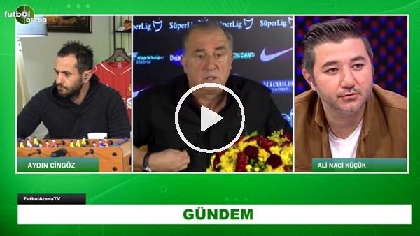 """'Ali Naci Küçük: """"Galatasaray'da tüm futbolculara yeniden Koronavirüs testi yapılacak"""""""