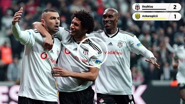 'Beşiktaş, Ankaragücü Karşısında Nasıl Oynadı? Beşiktaş'ın Fikstür Avantajı Ve Ljajic Krizi