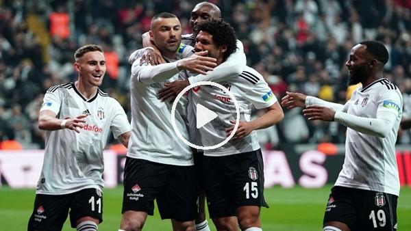 Beşiktaş - Ankaragücü maçının ilk yarısından notlar
