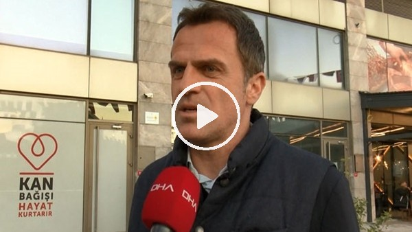 "Stjepan Tomas: ""Galatasaray iyi bir hava yakaladı"""