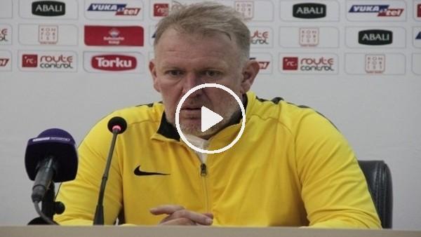 """'Robert Prosinecki: """"Savaşmaya devam edeceğiz, Kayserispor ligde kalacak"""""""