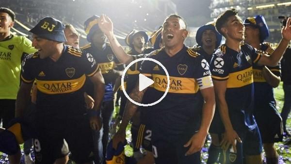 'Boca Juniors şampiyon oldu
