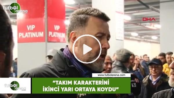 """Mehmet Yiğit Alp: """"Takım karakterini ikinci yarı ortaya koydu"""""""