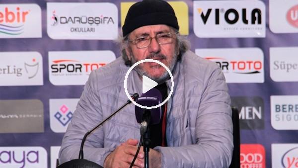 """'Mustafa Reşit Akçay: """"Bu ligde kalmayı başaraağız inşallah"""""""