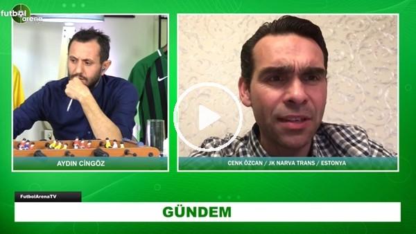 Cenk Özcan, futbolculara verilen bireysel çalışma programının ayrıntılarını anlattı