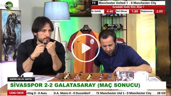 'Sivasspor - Galatasaray maçının hakkı beraberlik miydi?