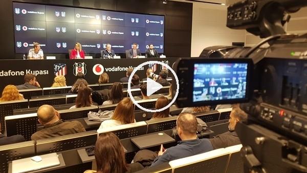 Beşiktaş ile Vodafone'dan yeni iş birliği