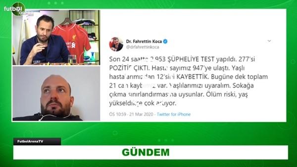 'Fenerbahçe Basketbol Takımı Oyuncularının Sağlık Durumları Nasıl? Senad Ok Aktardı