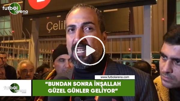 """'Mustafa Tokgöz: """"Bundan sonra inşallah güzel günler geliyor"""""""
