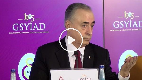 Mustafa Cengiz, Ahmet Nur Çebi'nin sözlerine güldü