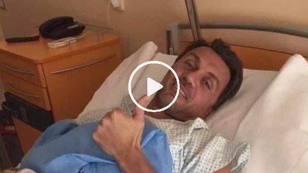 'Maldini'den sağlık durumu hakkında açıklama