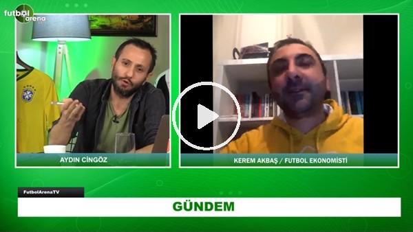 """'Kerem Akbaş: """"Bu süreç maddi açıdan kulüpler için hayırlı olabilir"""""""