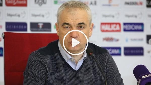 'Rıza Çalımbay'ın Galatasaray maçı sonrası açıklamaları