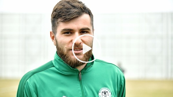 """Levan Shengelia: """"Yeni Malatyaspor maçı ile çıkış yakalayacağız."""""""