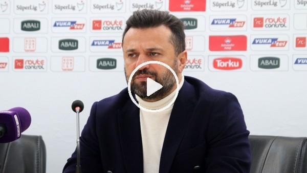 """'Bülent Uygun: """"Sahada futbol adına güzel şeyler yapan bir Denizlispor vardı"""""""