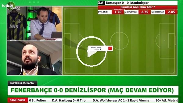 'Fenerbahçe - Denizlispor maçı öncesi son gelişmeleri Senad Ok aktardı