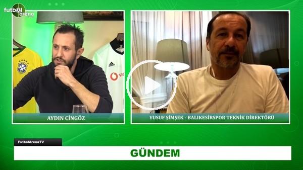 'Yusuf Şimşek, FutbolArena'ya Konuştu | Aziz Yıldırım Ve Beşiktaş Hikayesi