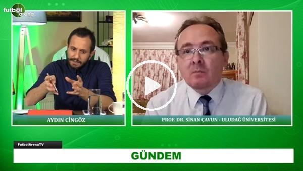 'Türkiye'de Koronavirüs vakalarında son durum | Test sayıları |  Prof. Dr.  Sinan Çavun aktardı