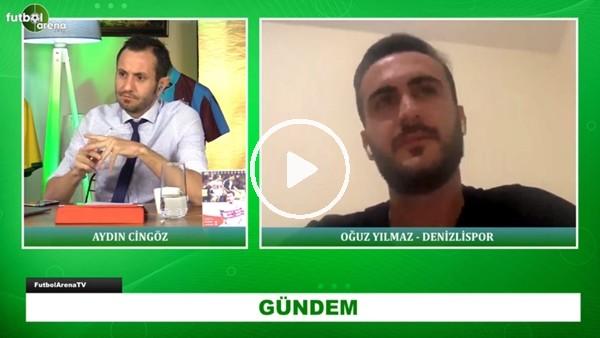'Denizlisporlu Oğuz Yılmaz'dan FutbolArena'ya Açıklamalar | Vedat Muriqi Ve Falcao Yorumu