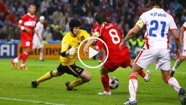 Türkiye - Çek Cumhuriyeti maçının hikayesi (2008) | Milli takımın tarihi zaferleri