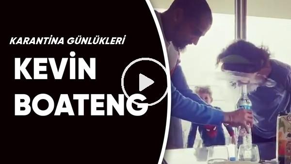 'Boateng'in kayınvalidesine yaptığı sulu şaka