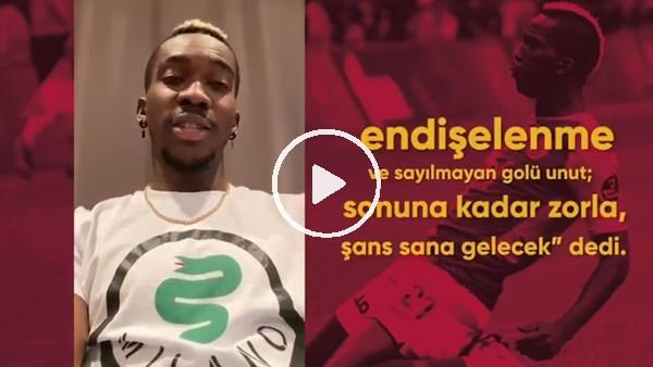 'Onyekuru, Başakşehir'e attığı şampiyonluk golünü anlattı
