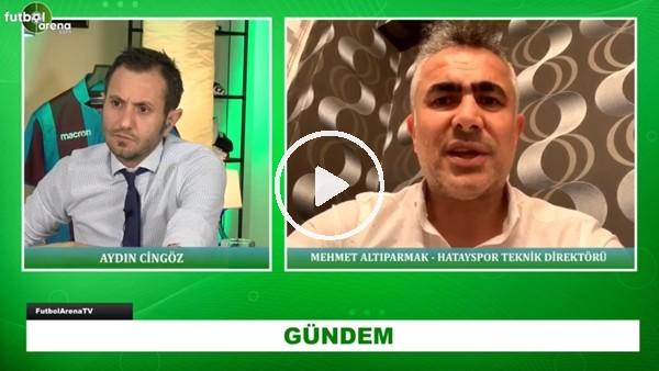 'Mehmet Altıparmak Sizlerden Gelen Soruları Yanıtladı | Hedefleri Ve Çalıştırmak İstediği Takım