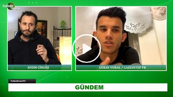 """'Güray Vural: """"Trabzonspor'un şampiyon olmasını çok isterim"""""""