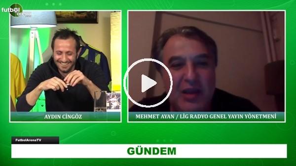 """'Mehmet Ayan: """"Türk erkeği 2 ay daha futbolsuz kalmamalı yoksa psikolojik sorunlar çıkar"""""""
