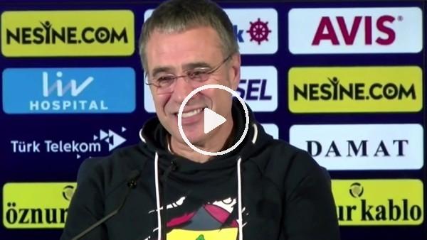 'Ersun Yanal'dan Fenerbahçe taraftarına mesaj