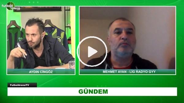 'Mehmet Ayan'dan Süper Maçları İçin Çözüm Önerisi