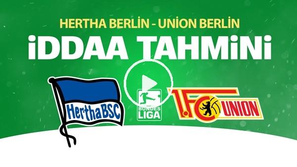 Bundesliga'da Başkent Derbisi | Hertha Berlin - Union Berlin Maçı Tahmini (22 Mayıs 2020)