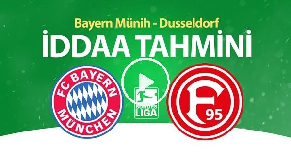 'Bayern Münih - Düsseldorf Maçı İddaa Tahmini (30 Mayıs 2020)