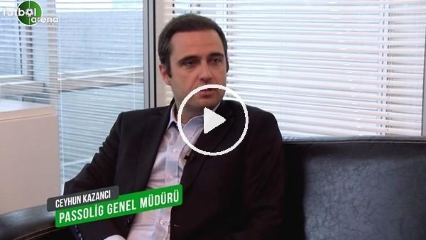 """Ceyhun Kazancı: """"Koronavirüs ekonomik olarak en çok Premier Lig'i etkiledi"""""""