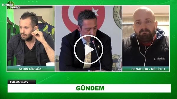 'Fenerbahçe'de Teknik Direktör Konusunda Gelişme Var Mı? Senad Ok Aktardı