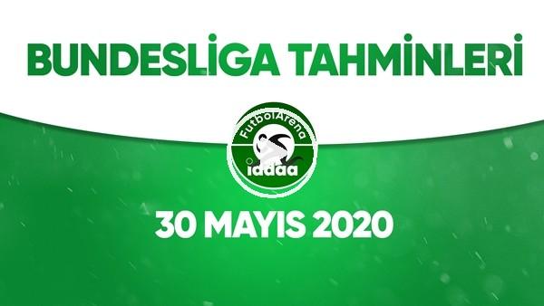 'Bundesliga İddaa Tahminleri (30 Mayıs 2020)