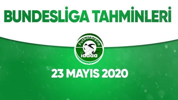 Bundesliga İddaa Tahminleri (23 Mayıs 2020)