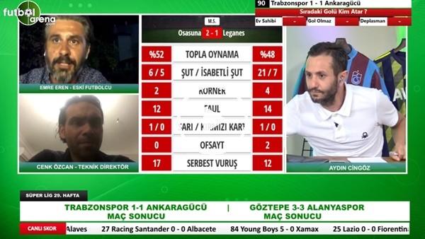 'Trabzonspor - Ankaragücü Maçından Öne Çıkan Notlar | Kim, Nasıl Oynadı?
