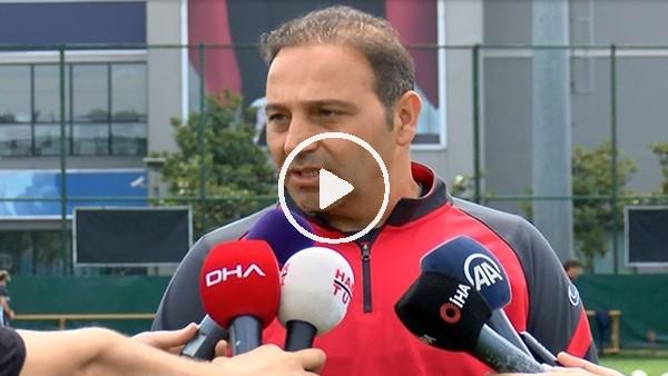 """'Fuat Çapa: """"Fenerbahçe karşısında 90 dakikadan fazlasına konsantre olmak gerekiyor"""""""