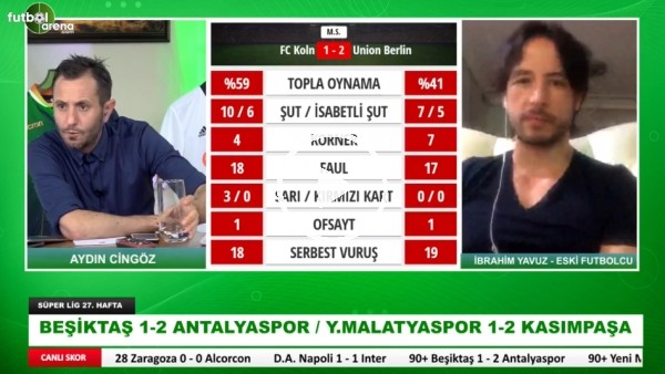 """'İbrahim Yavuz: """"Sergen Yalçın Oyuncularla Çok Az Diyalog Kuruyor, Biraz Mesafeli"""""""