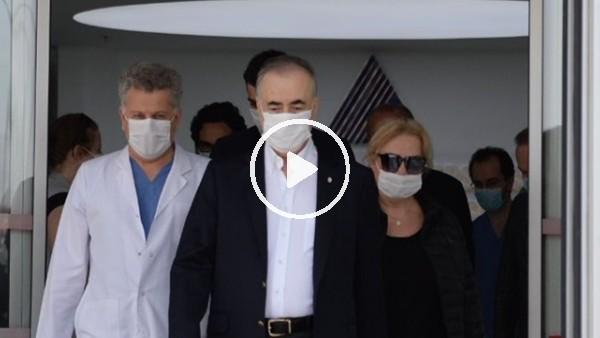 'Mustafa Cengiz taburcu oldu