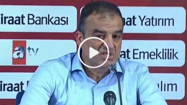 """Tahir Karapınar: """"Sörloth ve Pereira bizim kulübemizi tahrik etti"""""""