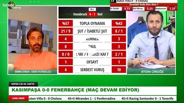 'Fenerbahçe Futbolculardan Neden Verim Alamıyor? Emre Eren Ve Aydın Cingöz Aktardı