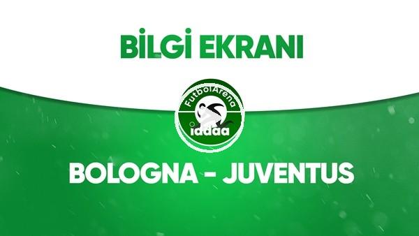 'Bologna - Juventus Bilgi Ekranı (22 Haziran 2020)