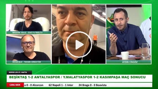 'Beşiktaş - Antalyaspor Maçında Kim, Nasıl Oynadı? | Öne Çıkan Notlar