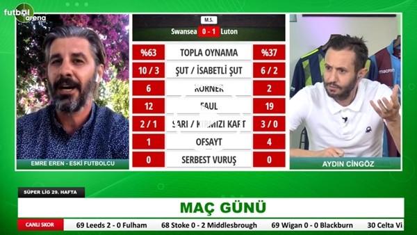 """'Emre Eren: """"Mehmet Ekici'nin Fenerbahçe Kadrosuna Her Zaman Yeri Var"""""""