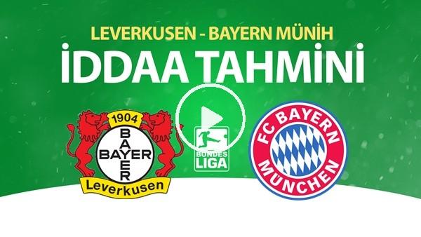 'Leverkusen - Bayern Münih Maçı İddaa Tahmini (6 Haziran 2020)