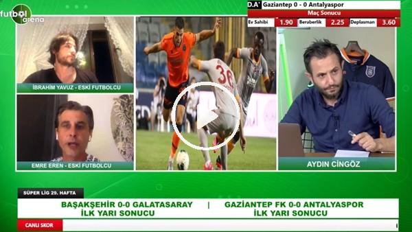 'Emre Eren'den Başakşehirli Futbolculara Eleştiri